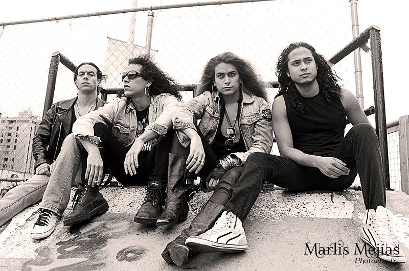 Sesión fotográfica Bitchs House por Marlis Mejias