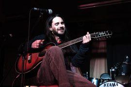 Musicos Argentina Londres Guitarristas