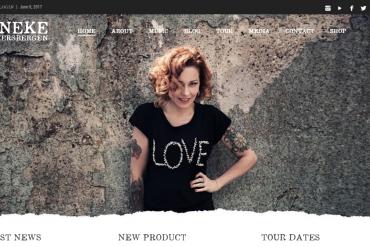 annake pagina web marketing musical