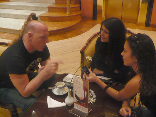 Entrevista a Mike Terrana Avanzada Metalica